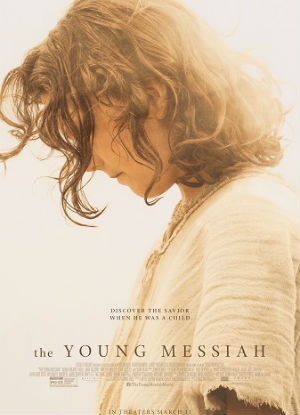 The Young Messiah is the story of Jesus' youth (Wikipedia).