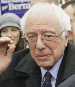 Bernie Sanders surprises many with sudden surge in New Hampshire