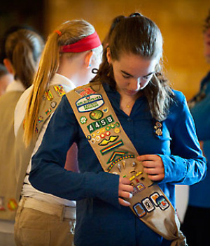 What Catholic Girl Scouts and Vocations have in common