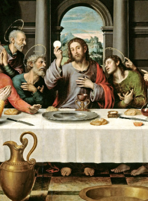 The Sacred Triduum: Holy Thursday, Good Friday and Easter. The Mystery of Faith