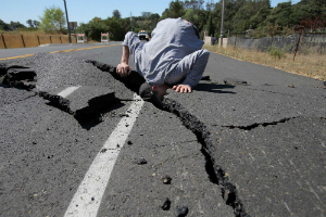BIG quake prediction for California caused by...
