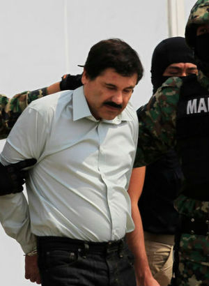 The true reason Sean Penn met with El Chapo REVEALED