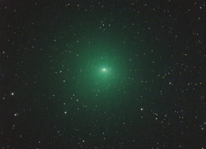 How to see the green Comet 252P