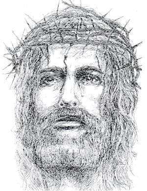 Good Friday - Gazing Upon The Face of Christ