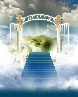 Millennials expect to go to Heaven, but they are estranged from God (Dreamstime).