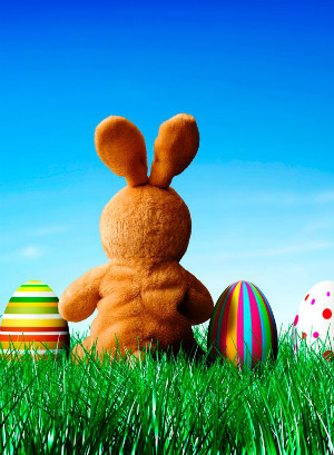The surprising origins of the Easter Bunny -- it's not what you think!