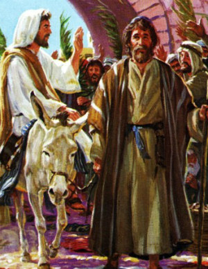 Palm Sunday: Coming Face to Face with Jesus