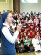 Image of Fifth-graders learn what vocations are and what they entail (ClarionHerald).