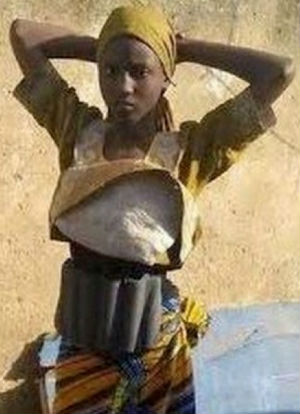Extremely young girls dreadfully raised and trained to become suicide bombers
