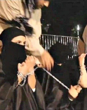 ISIS brutally butchers 250 women for refusing to become sex slaves