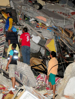 Ecuador quake survivors share powerful stories of survival