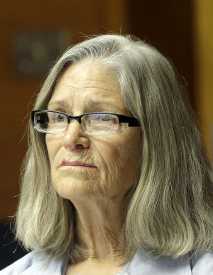 'I can create a world where I make amends' Lesie Van Houten up for parole