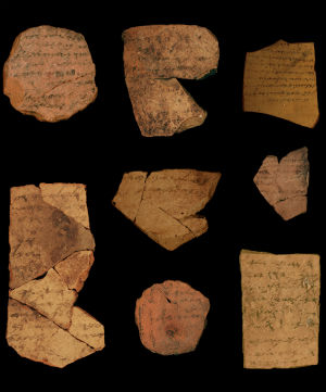 'When was it written?': Ancient grocery lists reveal truth about Bible
