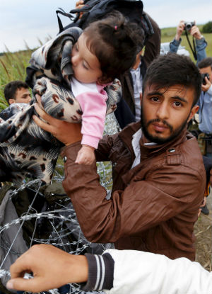 Christian Immigrants? Less than 0.5% Syrian refugees are Christians