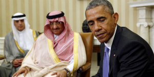 Obama's Saudi masters order him not to sign 9/11 bill