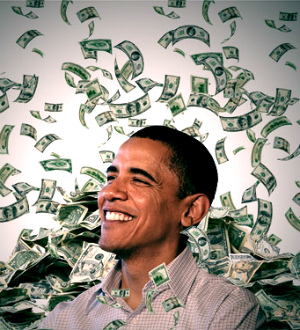 President Obama -- The Twenty Trillion Dollar Man