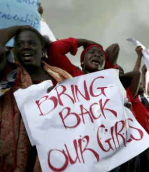 #BringBackOurGirls: 219 of the Boko Haram kidnapped schoolgirls remain missing two years later