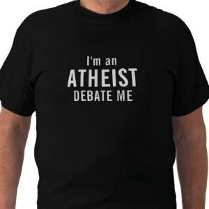Here's why Catholics shouldn't debate atheists