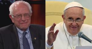 Did Pope Francis just endorse Bernie Sanders?!