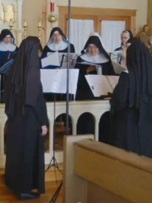 LISTEN NOW: Benedictine nuns release new album