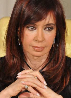 Previous Argentina President accused of money laundering