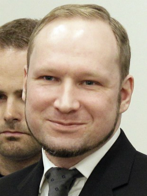 Norwegian mass murderer Anders Breivik wins human rights case. See the 'inhumanity' of Norway's prison system (PHOTOS)