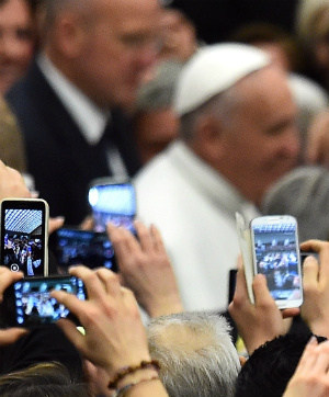 Pope Francis hit with sexually-explicit abuse on Twitter after posting about Jesus