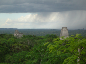 Student discovers lost Mayan city, but archaeologists insist it's not there. Isn't that the point of a lost city?