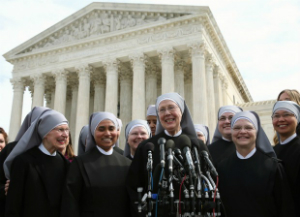 Victory for the Little Sisters of the Poor as Supreme Court unanimously sends case back to lower courts