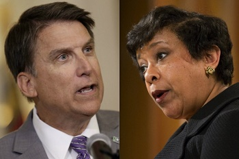 The Obama Department of (In) Justice Takes on North Carolina, Civil Rights, and Sexual Difference