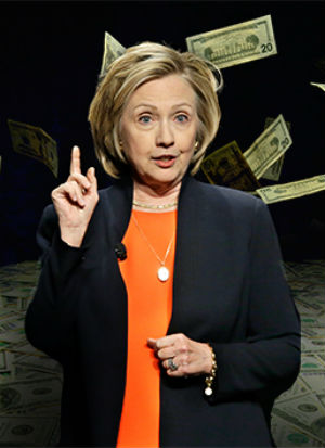 How much did Goldman Sachs' CEO invest in hedge fund?: Hillary Clinton's bond with Goldman Sachs tightens