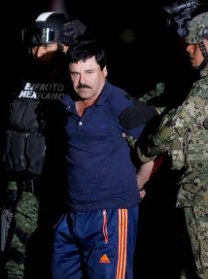 'El Chapo' transferred - Will he escape again?