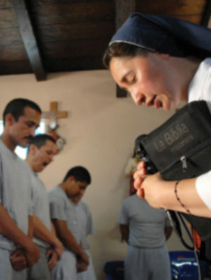 First time in 400 years - 61 cloistered nuns go to prison