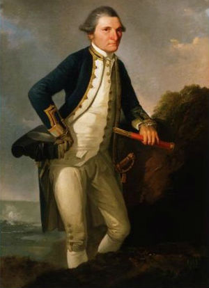 Captain James Cook wreckage discovered!