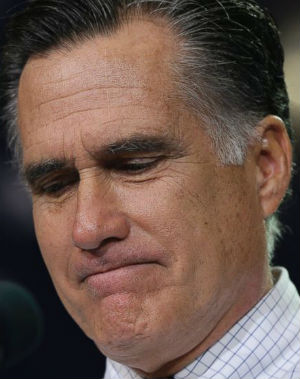 'It's a suicide mission': Mitt Romney will not launch campaign