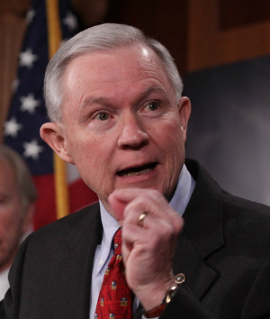 Sen. Sessions: Do we want a country that serves our people, or not?