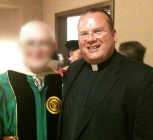 Alleged foul mouthed priest terrorizes Catholic school