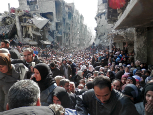Obama opens floodgates for Syrian refugees, 100 PER DAY!