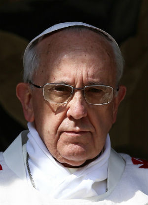 'Deepest feelings of horror': Pope Francis comments on Florida massacre