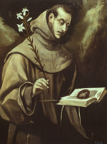 St. Anthony of Padua: Actions Speak Louder than Words