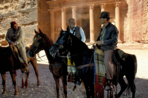 Where's Indiana Jones when you need him? Massive ancient monument discovered at Petra, hidden in plain sight