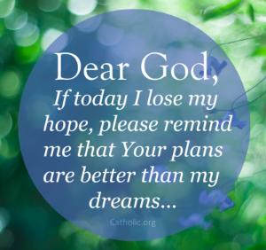 Your Daily Inspirational Meme: Dear God