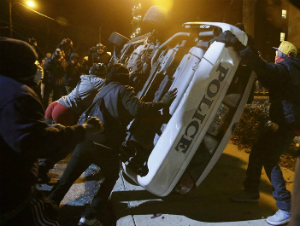 The one startling statistic about Ferguson that everyone is AFRAID to talk about