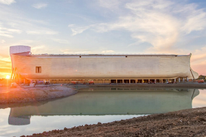 This man built a life sized Ark in Kentucky. See what's next! (PHOTOS)