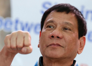Philippine president calls on civilians to shoot drug dealers
