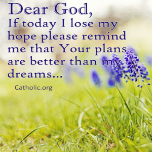 Your Daily Inspirational Meme: Dear God