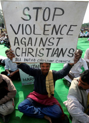 SHOCKING: Christians attacked then FINED for worshiping God
