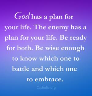 Your Daily Inspirational Meme: God Has A Plan