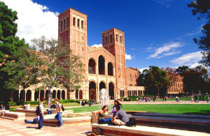 UCLA is on lockdown.