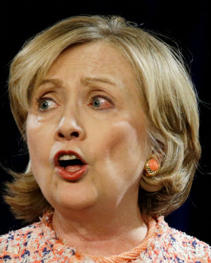Hillary Clinton's legacy of failure